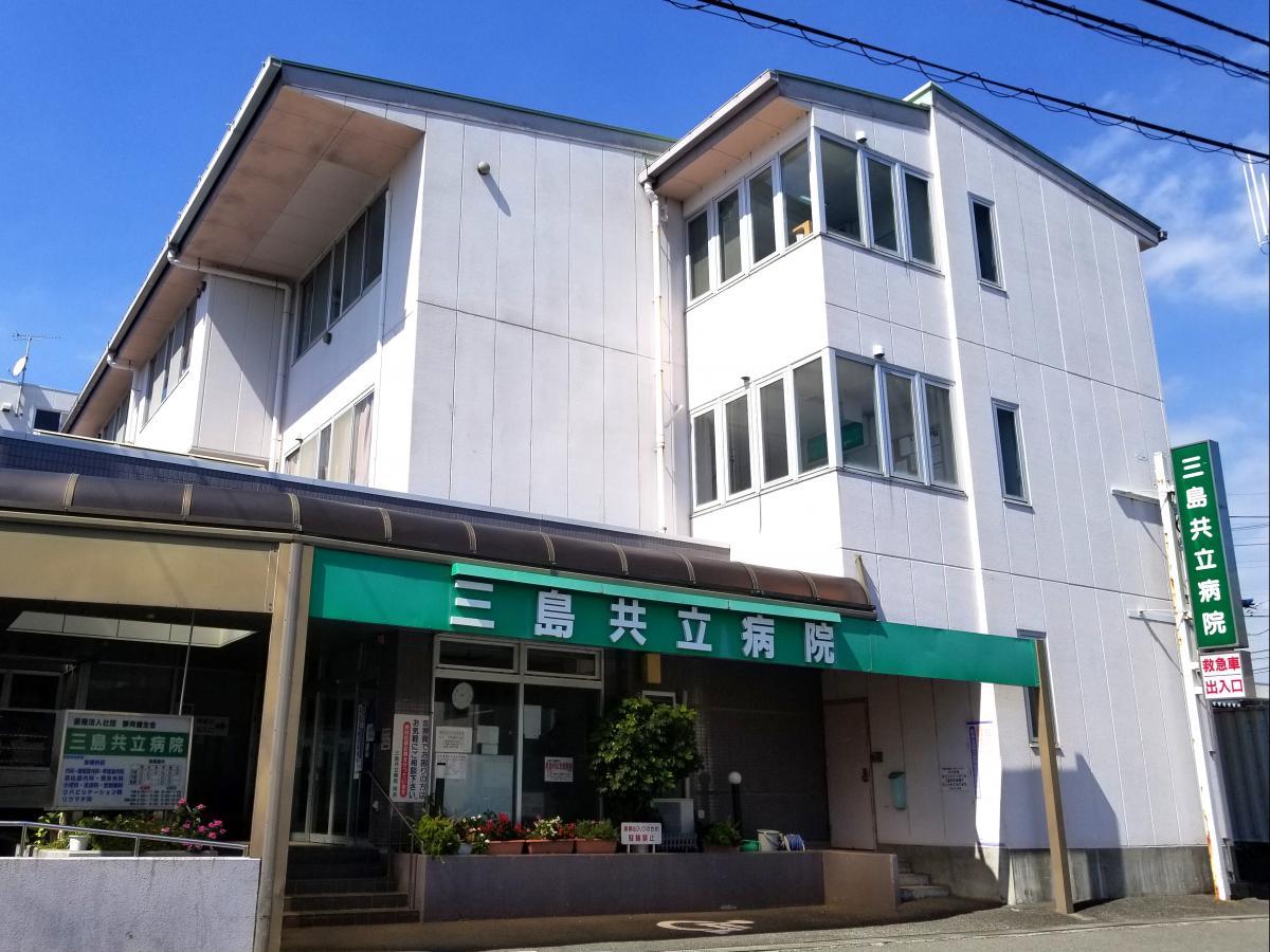 三島市/函南町 看護師 パート 地域密着病院運営の訪問看護求人 ブランクある方も大歓迎 イメージ