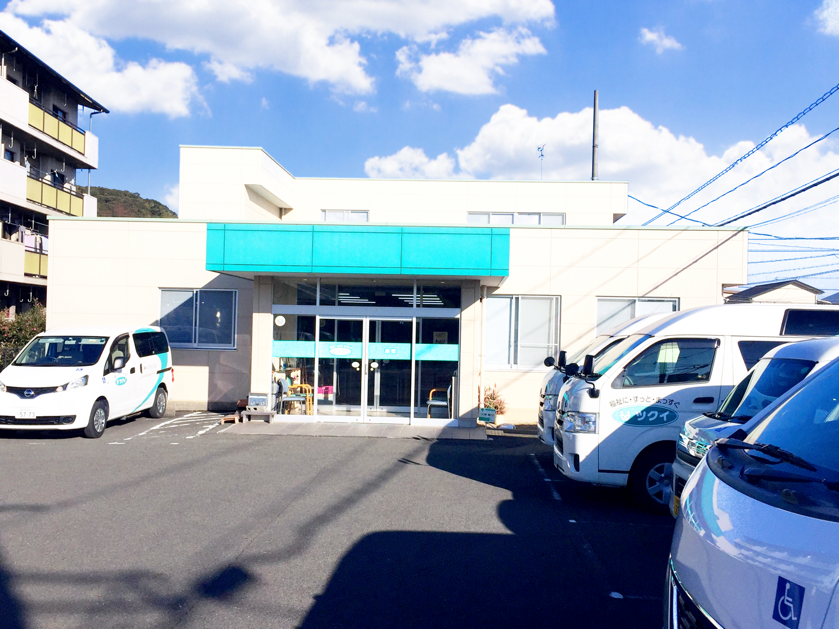 【パート】日勤のみのデイサービスのお仕事です! 土日祝日は手当も付きます!|静岡県島田市 イメージ