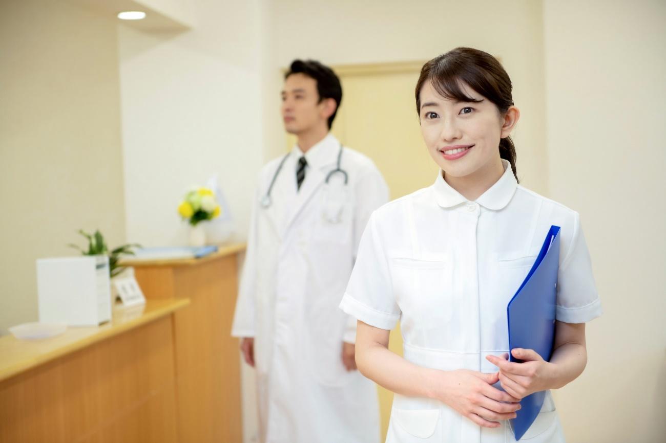 看護師が身につけたい基本マナー 歩き方 イメージ