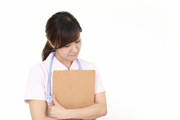 職場内の人間関係と患者様の対応で2度辞めたいと思った 看護師辞めたいアンケート イメージ