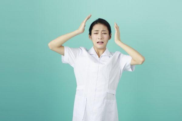 体調を崩した際、配慮も心配もなく辞めたくなった|看護師辞めたいアンケート イメージ