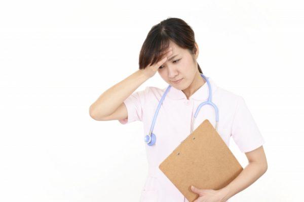 病院内での看護師に対する批判に耐えられなかった|看護師辞めたいアンケート イメージ